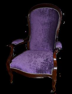 tapisserie ameublement et restauration mobilier le fauteuil voltaire tendance d co. Black Bedroom Furniture Sets. Home Design Ideas