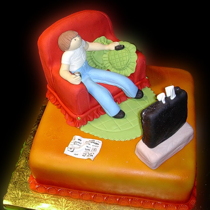 Cake Designs For Fathers Birthday : Sweet Baby {Mason} James: Happy Father s Day!
