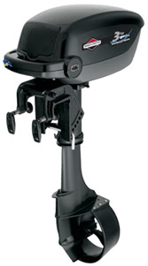 Electric motive electric outboard 3hp equivalent for Electric outboard motor conversion