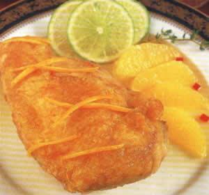 El buen comer pato a la naranja for Pato a la naranja al horno