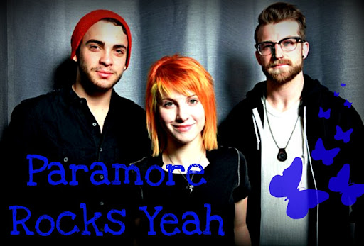Paramore Rocks Yeah