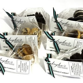 Elsylee Artisanal Cookie packages