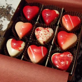 Alegio Chocolates Special Edition Joan Coukos Chocolates for Valentine's Day