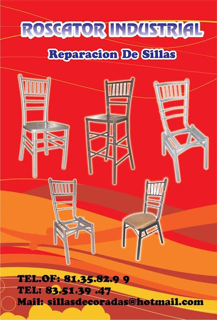 Reparaci n y venta de sillas decoradas - Reparacion de sillas de rejilla ...