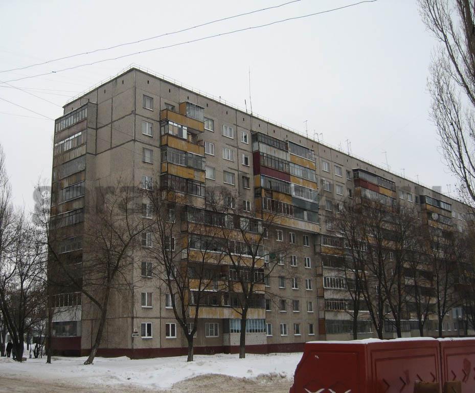 Серии домов в Москве, фото типовых домов