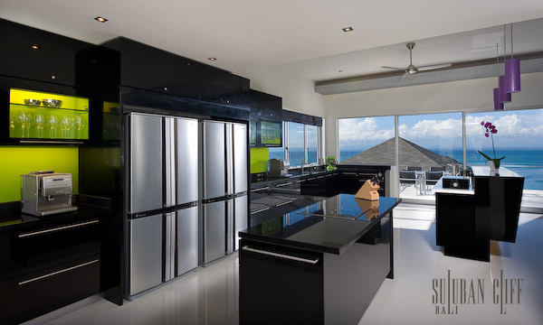 Designer Ocean View Kitchen