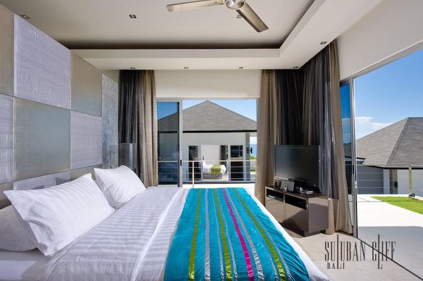 Гостевая спальня  l  Turquoise Bedroom Suite