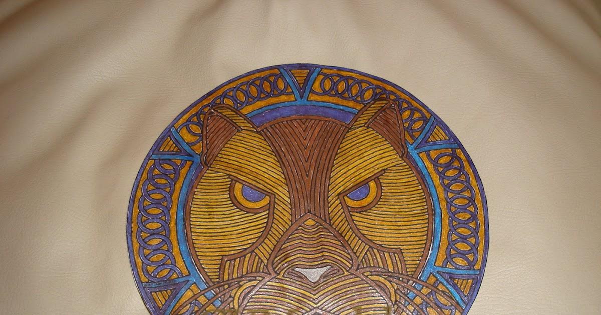 Cvmandalas mandala tigre - Mandalas de tigres ...