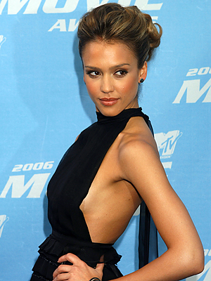 Jessica Alba Interview for