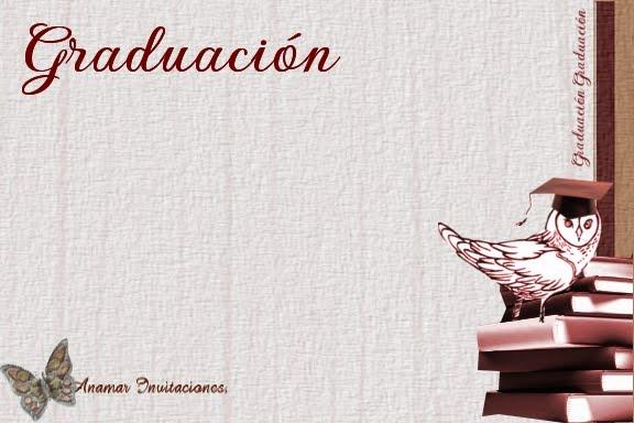 Dibujos para invitaciones de graduación - Imagui