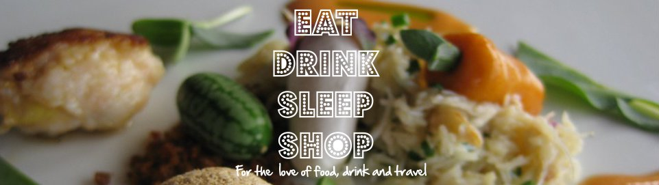 EAT DRINK SLEEP SHOP