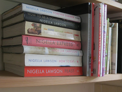 Nigella recipe books