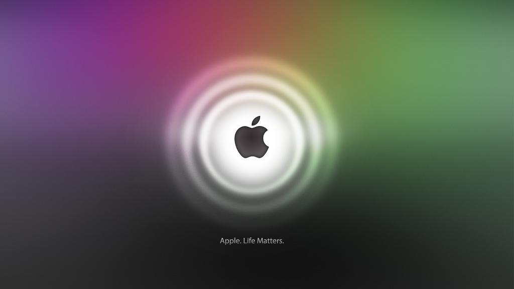 Apple Logo Wallpaper Desktop