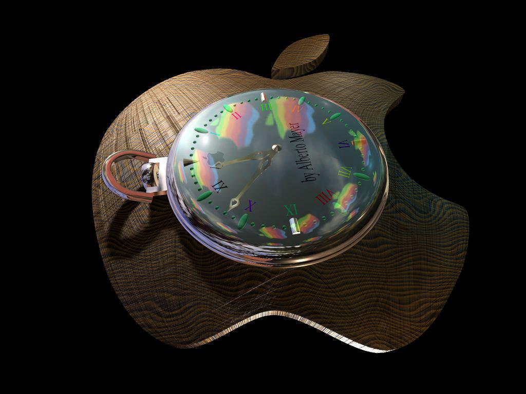 watch apple wallpaper