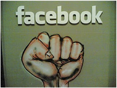 Anti Facebook Logo