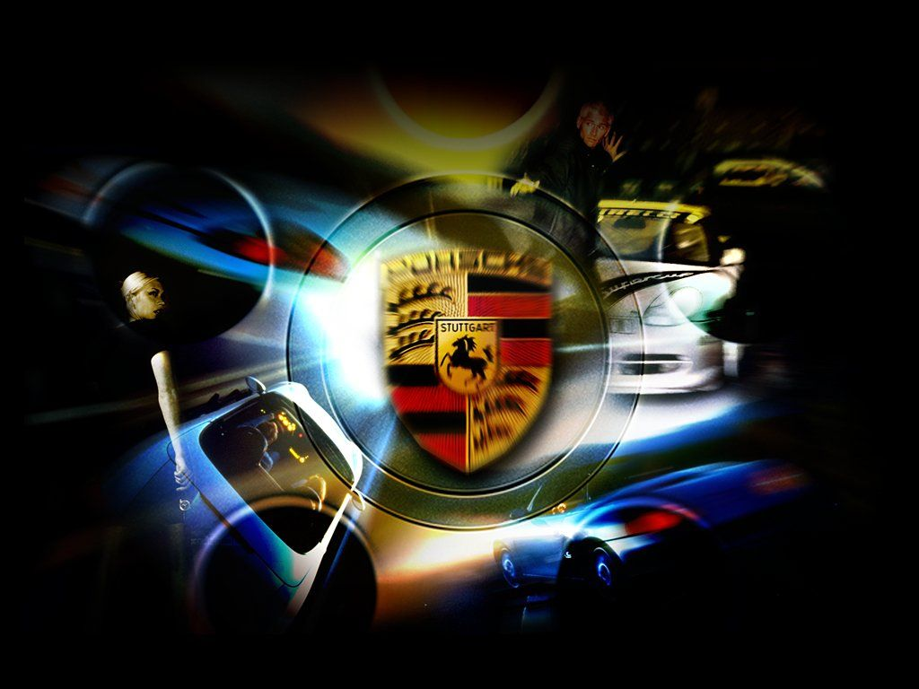 Logo Logo Wallpaper Collection  PORSCHE LOGO WALLPAPER