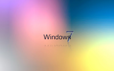 windows 7 logo wallpaper widescreen hd backgrounds black desktop ultimate