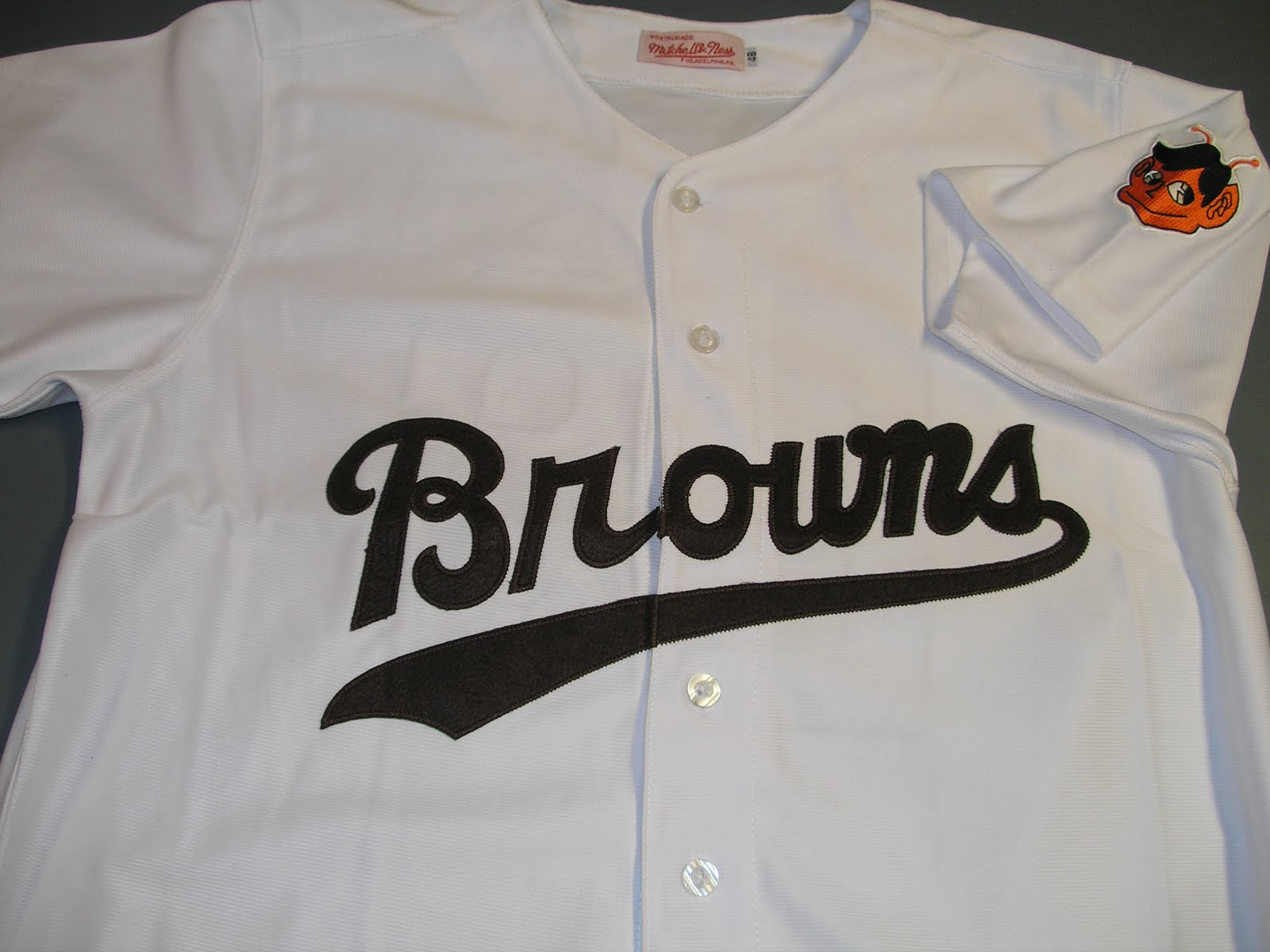 browns replica jersey