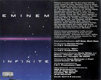 DERGATRON9000: Eminem  Infinite