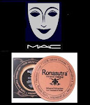 Professional Makeup Used - Kryolan, M.A.C. & Ronasutra