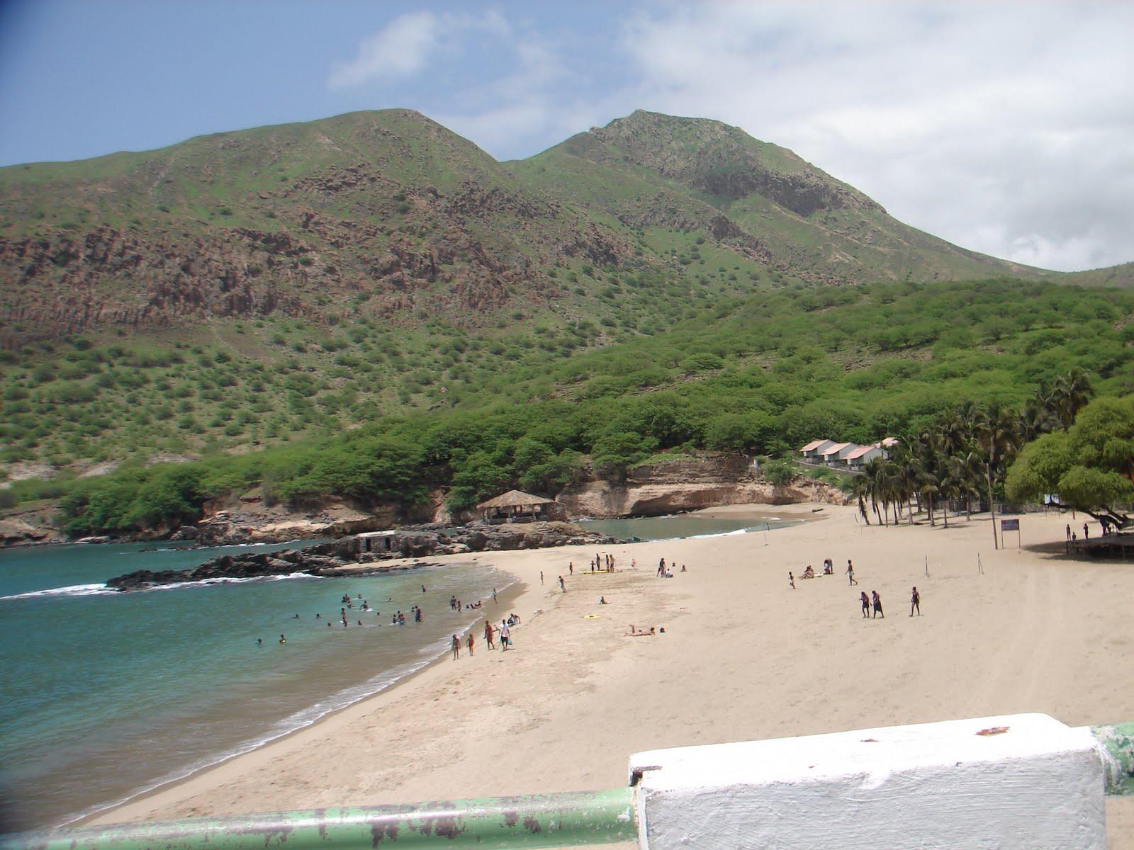 Playas de santiago cabo verde tropical fishing - Cabo verde senegal ...