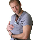 Wrap com bebê pequeno