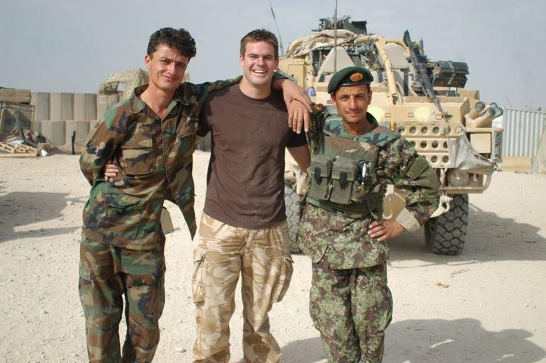 British Plan To Train Officers At 'Afghan Sandhurst'
