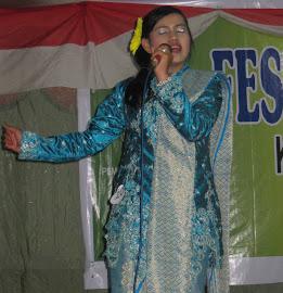 Festival Kesenian Pacu Jalur Rayon III Kec. Pangean 2010