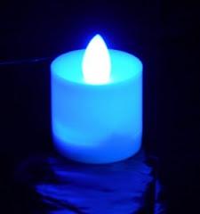 Encendemos nuestra velita azul para brillar por la concientización sobre el Autismo