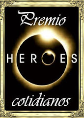 Premio por ser Heroes Cotidianos