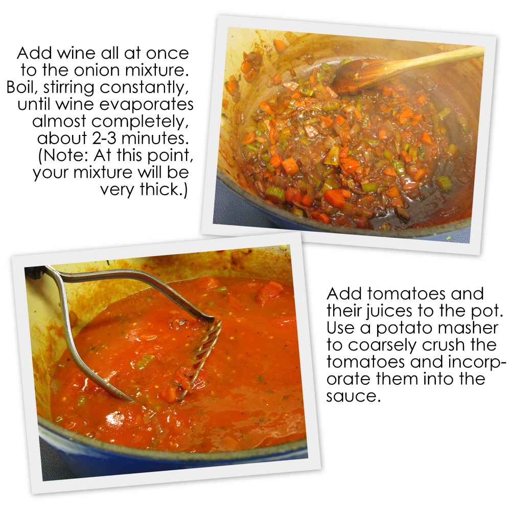 how to cook marinara sauce from scratch