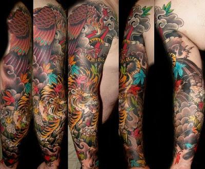 skull tattoo sleeves. randy orton skull tattoo sleeves. skull tattoo,hawk tattoos