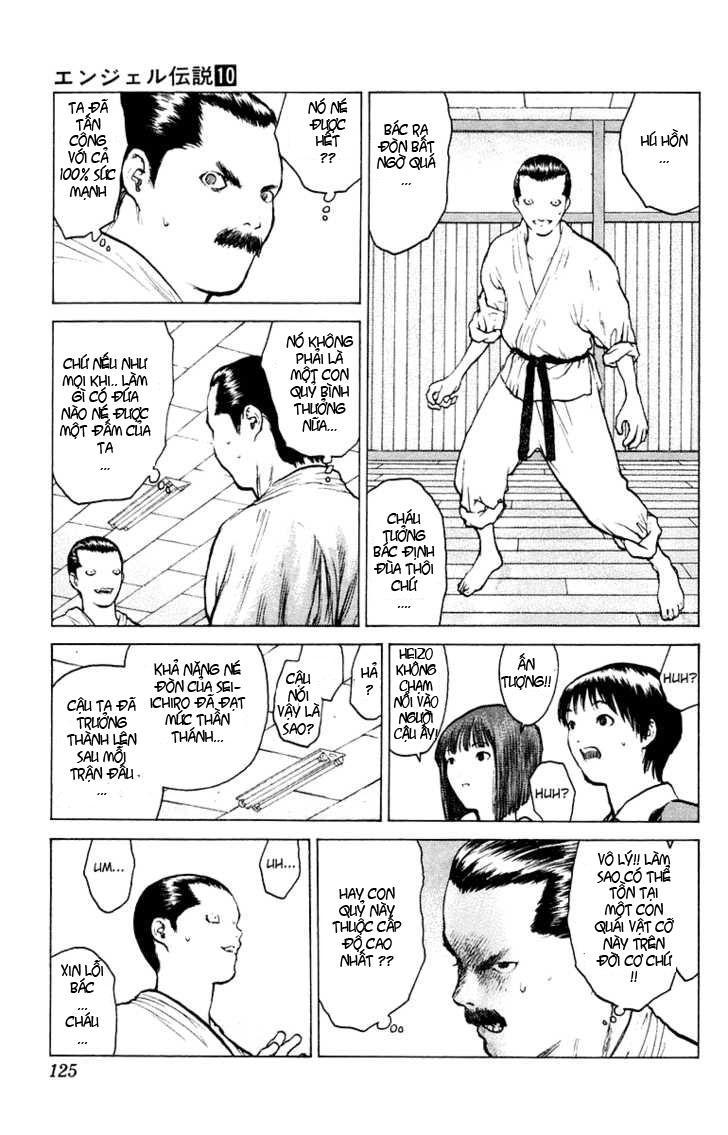 Angel Densetsu chap 51 - Trang 19