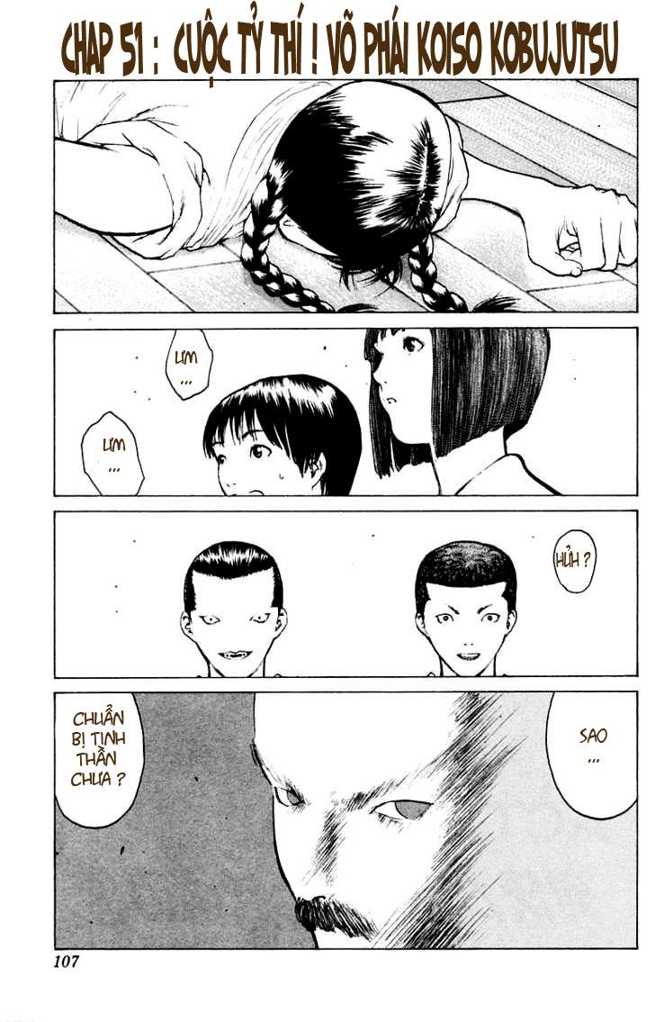 Angel Densetsu chap 51 - Trang 1