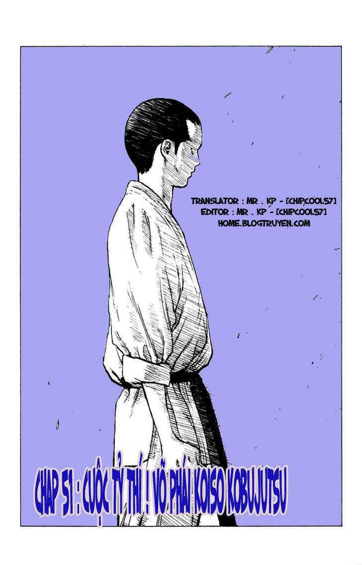 Angel Densetsu chap 51 - Trang 2