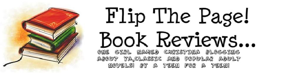 Flip The Page! Book Reviews
