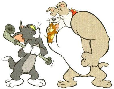 Mmmm. Tom+Jerry+Spike+1