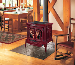 Perfect Size Cuts Fit All Woodstoves or Fireplaces