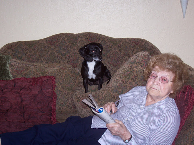My little Granny & Inky
