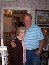 "Granny & her favorite ""Litle Boy"" Hank"