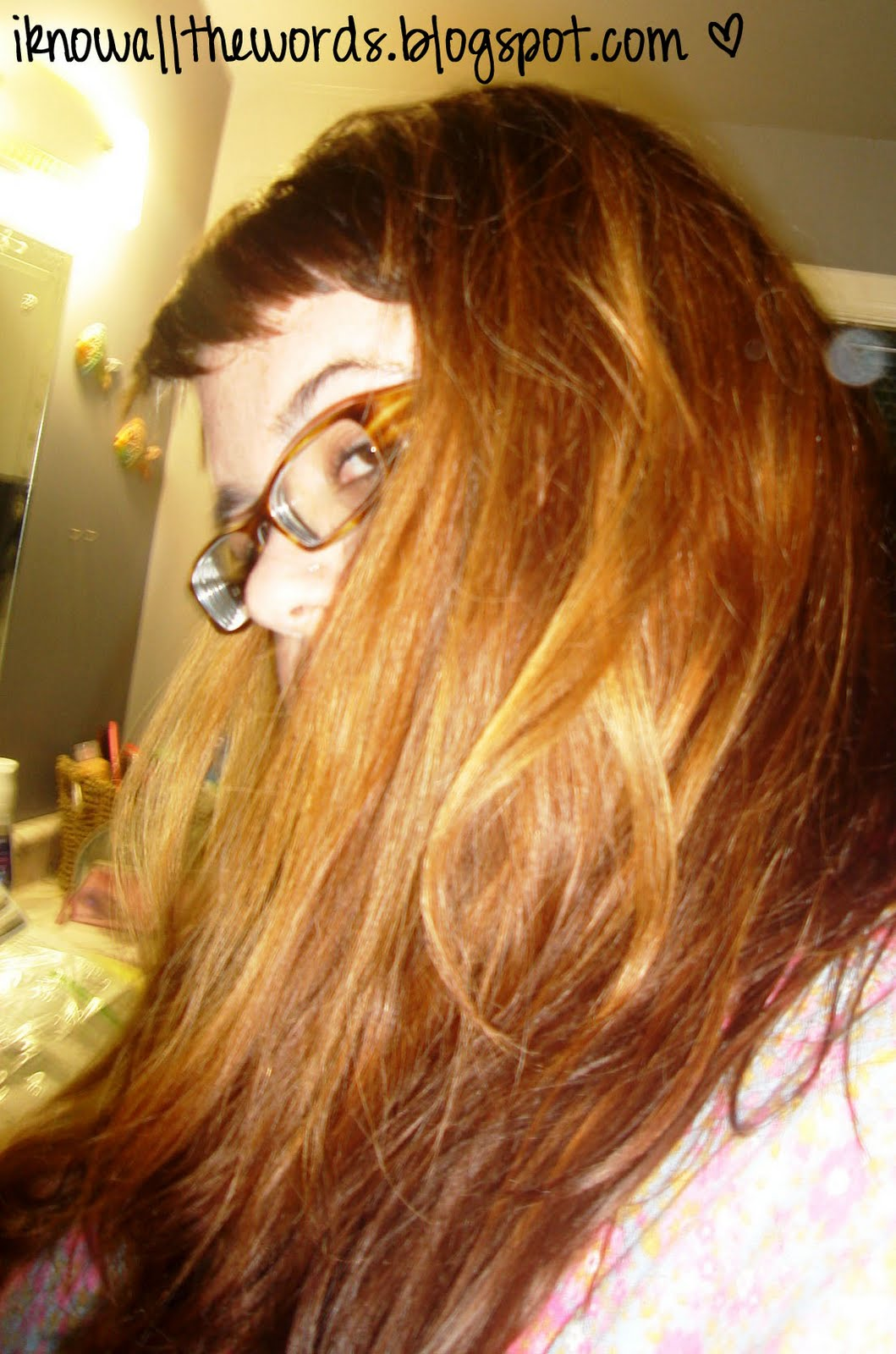 Light Honey Brown Hair Color Chart My hair was not that orange in