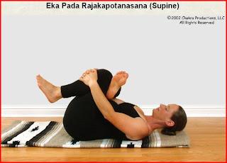 Supine Position Yoga yGuide Yoga Sof...