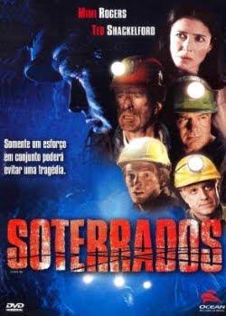 Poster Soterrados DVDRip RMVB Dublado