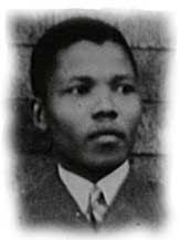 Nelson Mandela c.1939