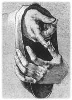 Durer Study of Hands