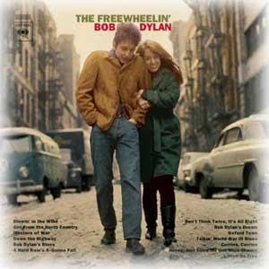Freewheelin' Bob Dylan 1963