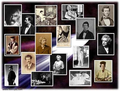 Mark Twain and Halley's comet