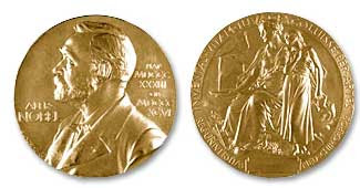 Nobel medal in Medicine