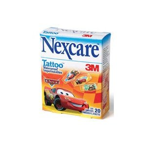 Mabuhay Nexcare Tattoo Waterproof Bandages By 3m