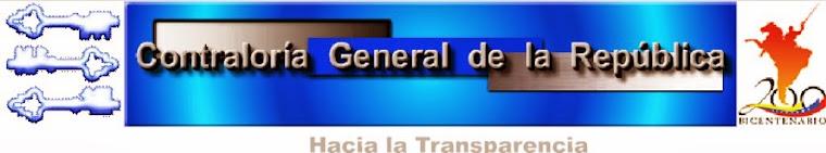 CONTRALORÍA GENERAL DE LA REPÚBLICA BOLIVARIANA DE VENEZUELA